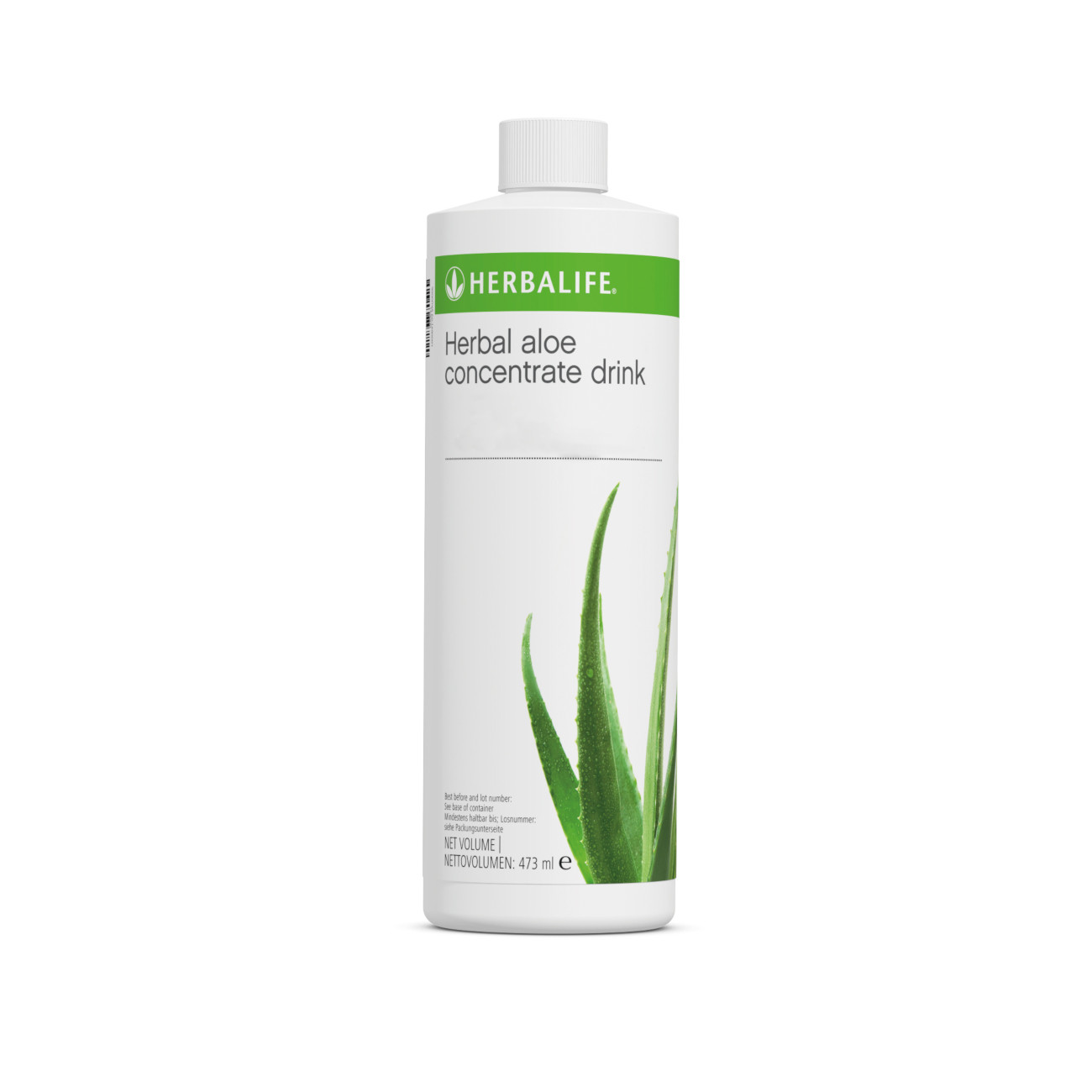 Herbal Aloe Concentrate Drink Original Flavoured product shot