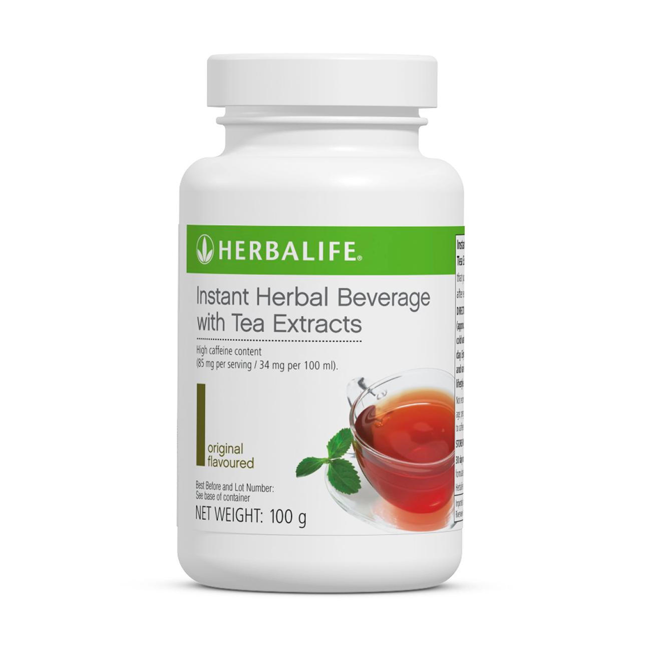 Instant Herbal Beverage  Original Flavoured 100 g product shot