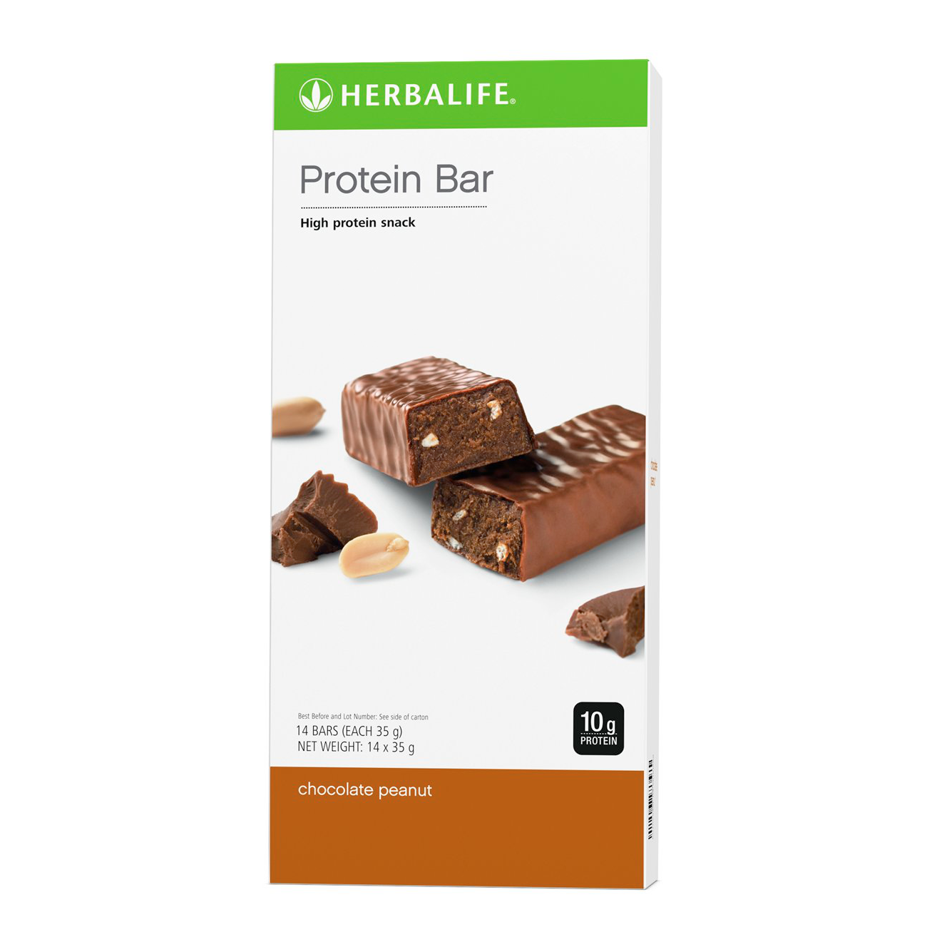 Protein Bars  Chocolate Peanut Flavoured product shot